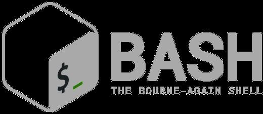 Logo projektu bash