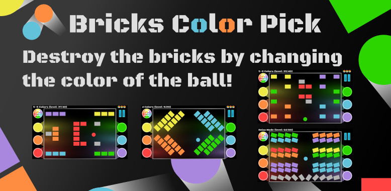Bricks Color Pick logo
