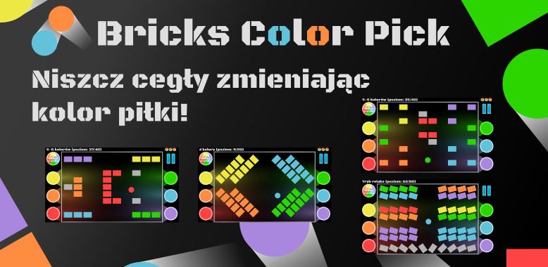 Logo Bricks Color Pick