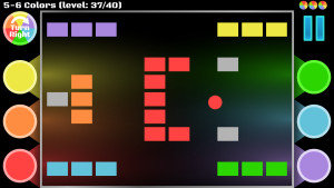 Level 37/40 5-6 Colors Screenshot
