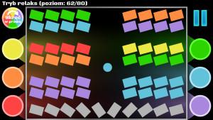 Zrzut ekranu poziom 62/80 (Tryb relaks)